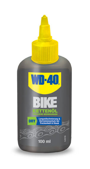 WD-40 BIKE Kettenöl Trocken 100ml